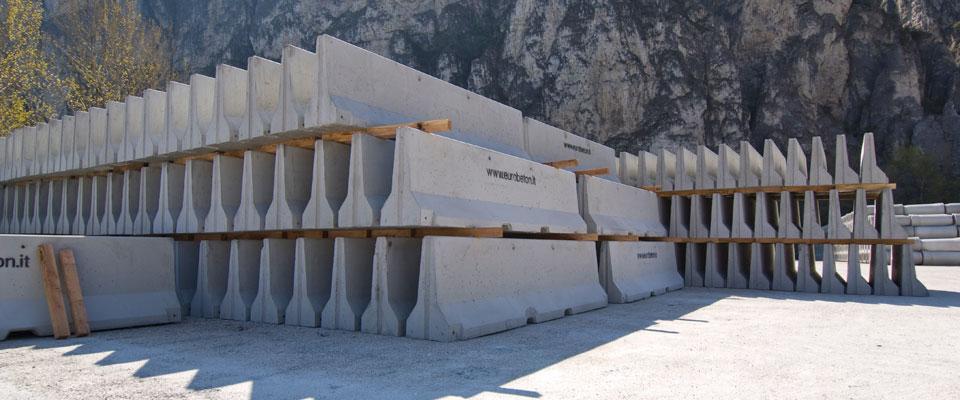 Divisori in cemento prezzo