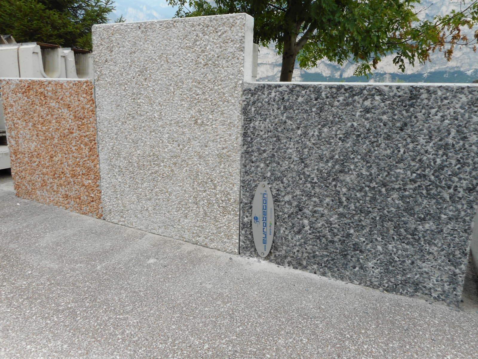 Muretti prefabbricati a l a basso impatto ambientale for Muretto recinzione dwg