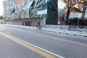 Bolzano passaggio provvisorio 300x200 - Barriere Mini New Jersey - strade-