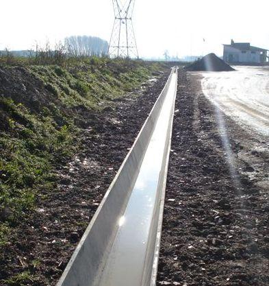C - Kanalisationen für Bewässerung