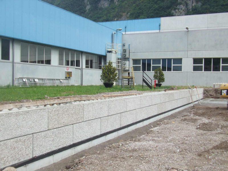 CHAM MURO RIDOTTA 800x600 2 - Partition walls EURO-LEGO - roads-