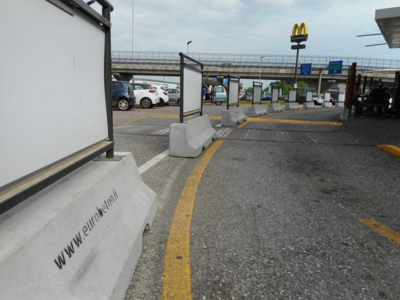 DSCN0478 800x600 - Barriere Mini New Jersey - strade-