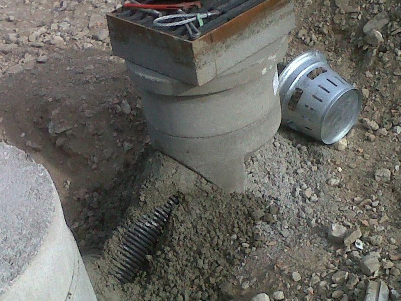 Rain drainage shafts DN.450 DIN 4052 2 - Rain drainage shafts DN.450 DIN 4052 - sewers-