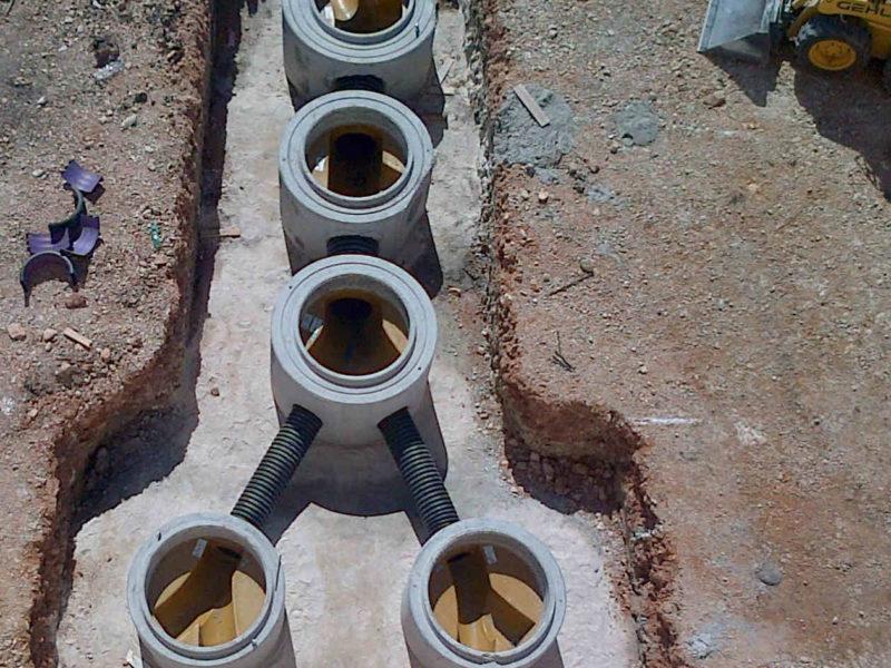 Round shafts DN.1000 1200 DIN 4034 1 - Round shafts DN.1000-1200 DIN 4034 - sewers-