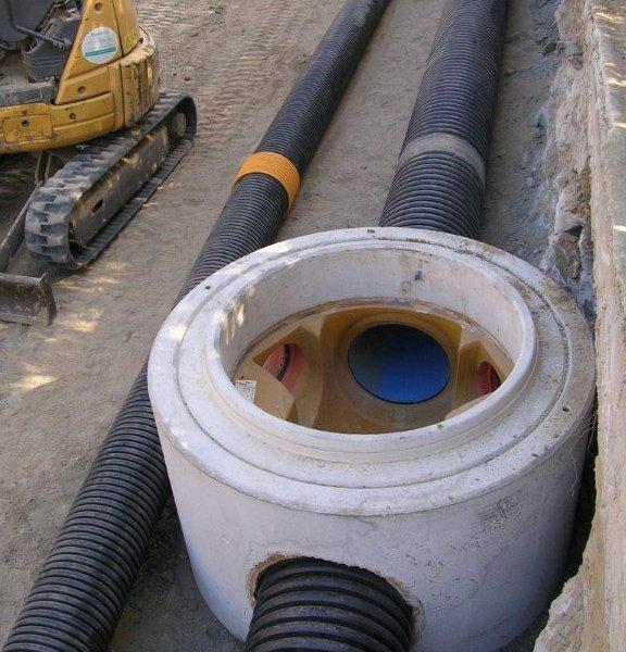 Round shafts DN.1000 1200 DIN 4034 3 - Round shafts DN.1000-1200 DIN 4034 - sewers-
