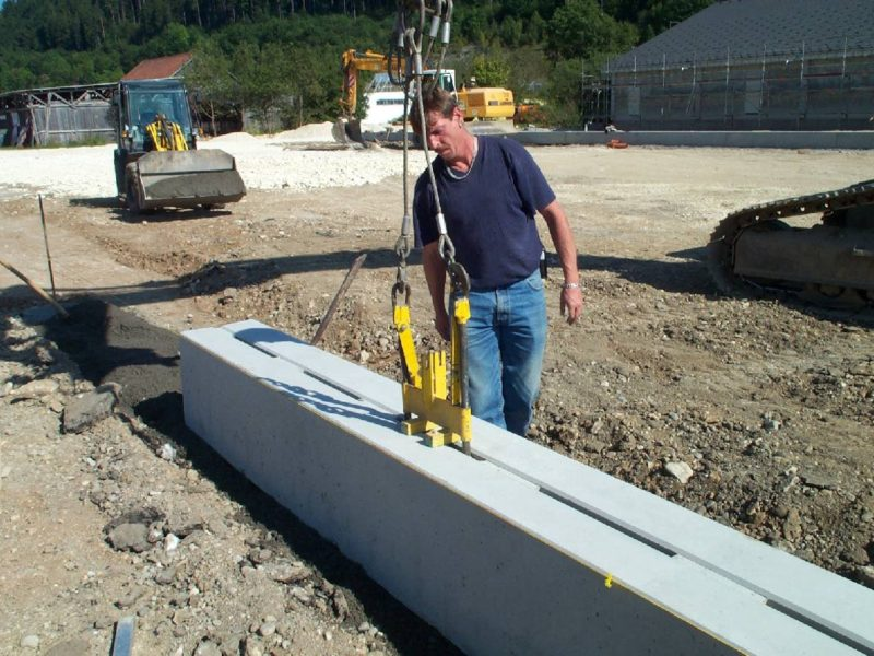 Slotted channels for airports self-supporting D400 or F900 (4)