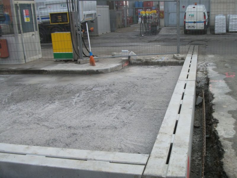 Slotted channels for airports self-supporting D400 or F900 (9)