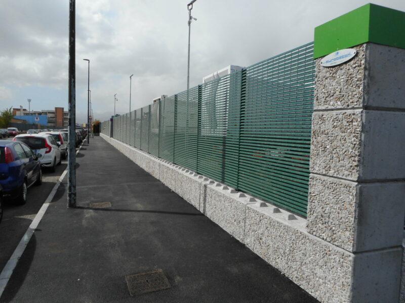 Torino coop. Arcobaleno 800x600 - Recinzioni industriali - strade-