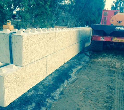 albenga 2 - Partition walls EURO-LEGO - roads-