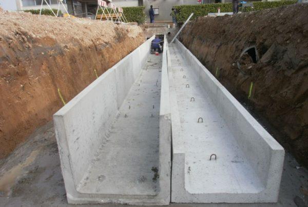 cantiere Laverda Marostica 600x403 - Canali tecnici canalizzazioni-a-cielo-aperto