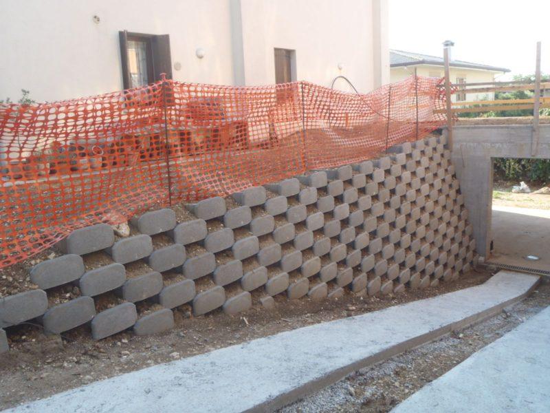 """cantiere di asolo 800x600 - Muri di sostegno fino a 4 mt. """"alpenstein"""" - arredo-urbano-"""