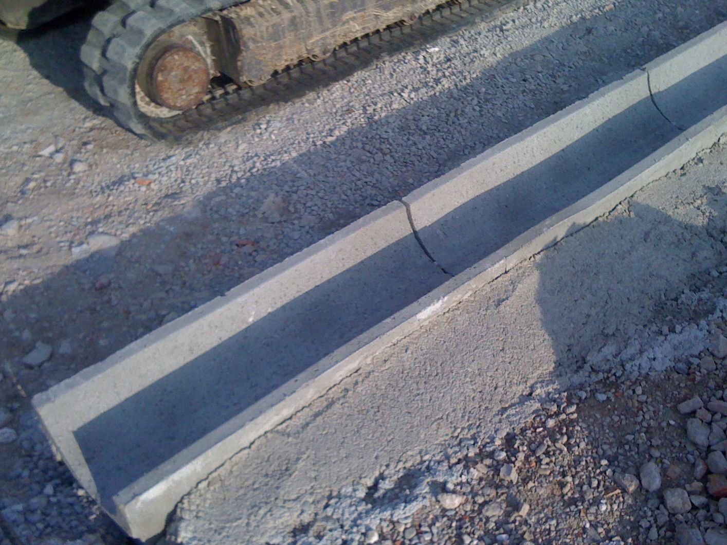 cantiere di pordenone serie 300 - Rapid joint channels open-air-drainage-channels