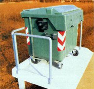 fotocassonetti - Roadside areas for bins - urban-decor-