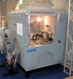 per innevamento 1000x1200 H.1500 presentato alla fiera ALPITEC di Bolzano