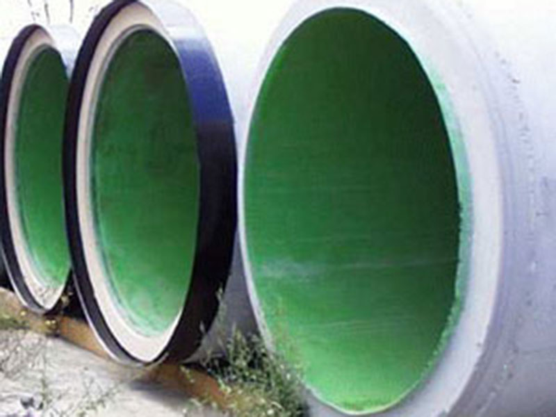 fotospinta 1 - Round reinforced microtunnelling - sewers-