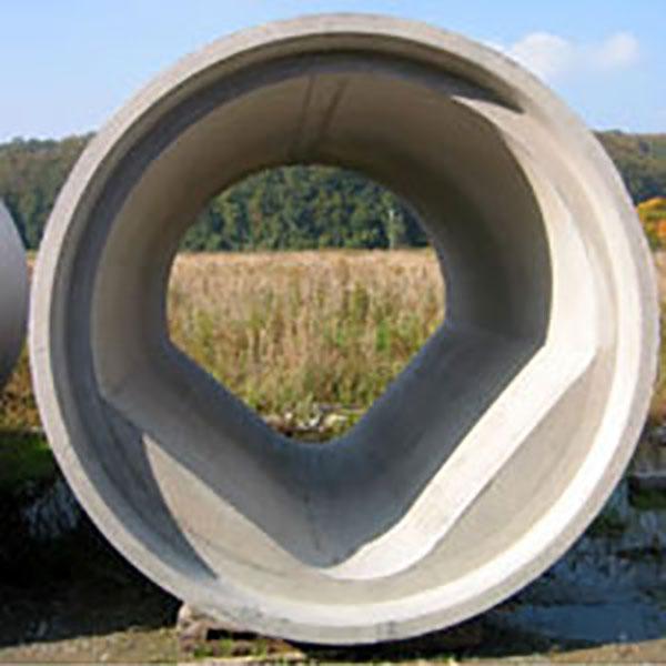 "fotovsystem - Reinforced round pipes ""VSYSTEM"" DIN 4035 sewers"