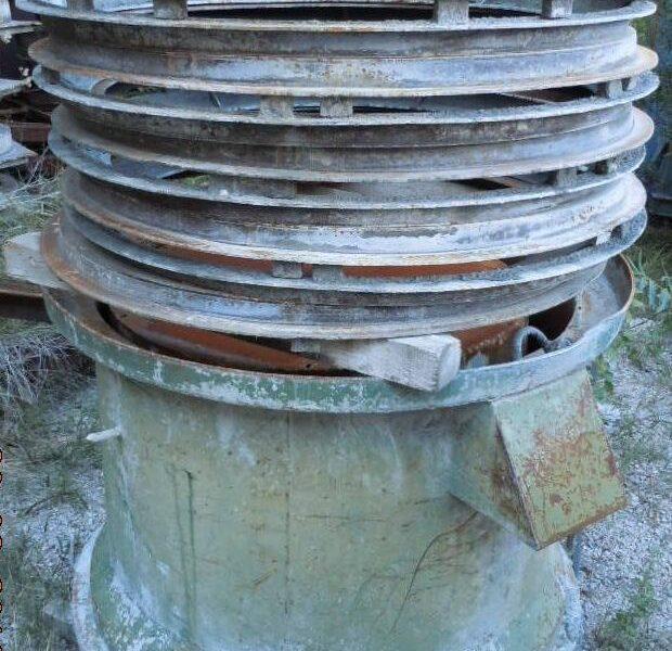 stampo anelli e anelli perdenti DN 1000 con nr  11 fondelli con bicchiere rinforzati 620x600 - Stampi metallici usati - attrezzature-