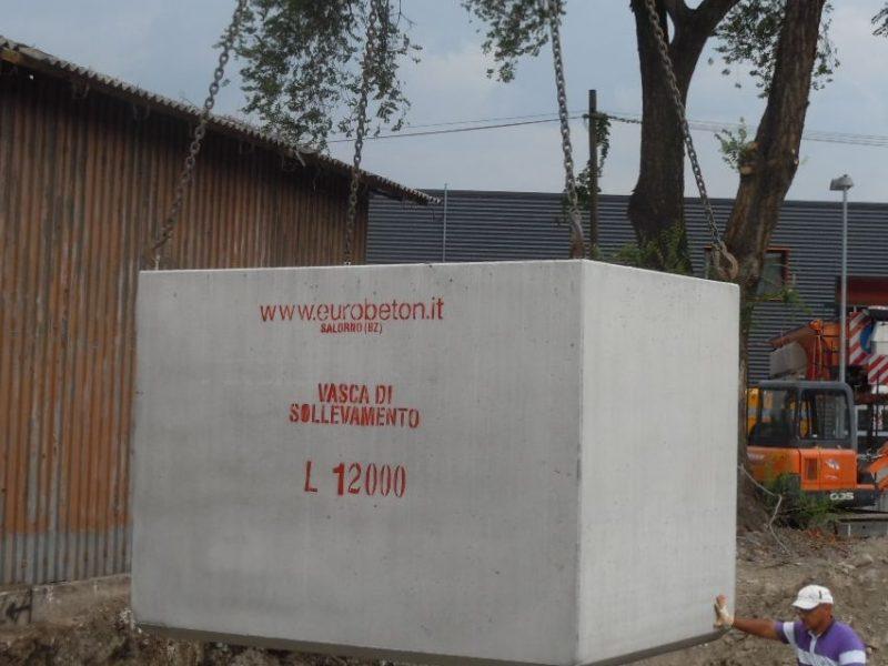 vasca da 12000 litri 800x600 2 - Giant containment basins - environment-and-ecology-